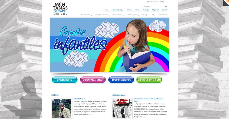 Diseño web Cantabria JacMedia