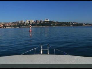 La pesca de la dorada en la Bahía de Santander