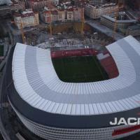 Vídeo aéreo con Multicóptero en Bilbao,Vizcaya