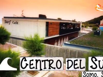 Centro del Surf, Somo-Spain