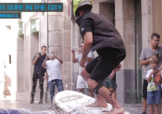 """SPOT """"SURF IN THE CITY"""""""