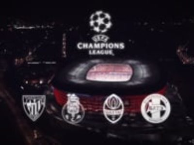 "SPOT ""VIVE LA CHAMPIONS""- Athletic Club"