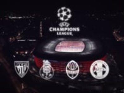 "SPOT ""VIVE LA CHAMPIONS""- Athletic Club"