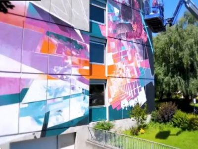 TimeLapse Arte urbano, Making Of